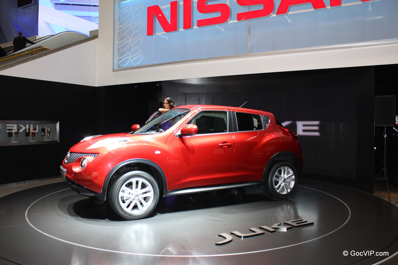 nissan juke 2012 well turned cars nissan juke 2012. Black Bedroom Furniture Sets. Home Design Ideas