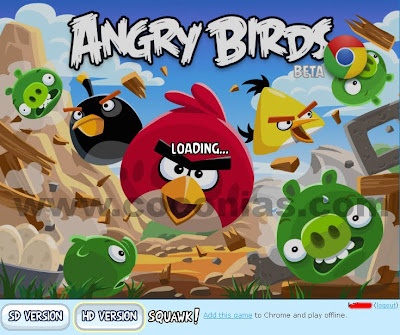 Permainan Game Angry Birds Online