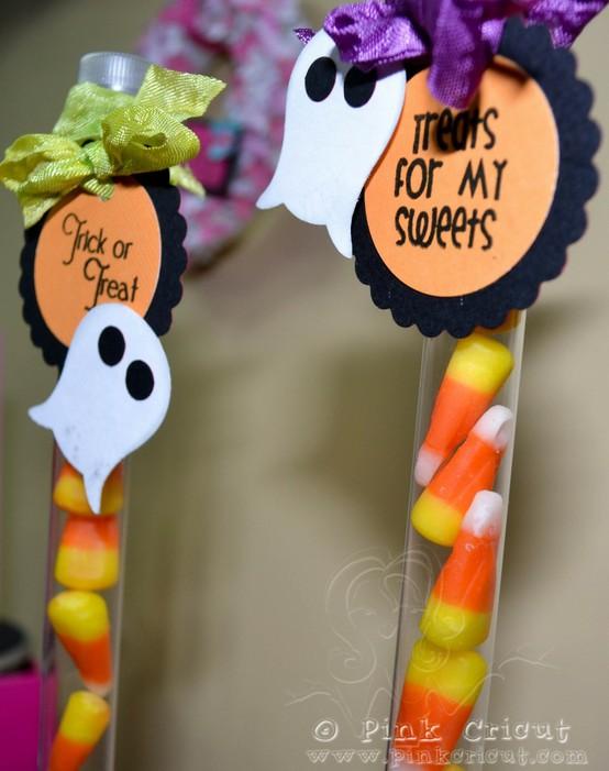 cute food for kids 27 diy creative treat bag party favor ideas for halloween - Kids Halloween Treat Bags
