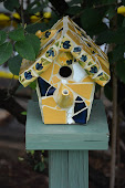 Love birdhouses!
