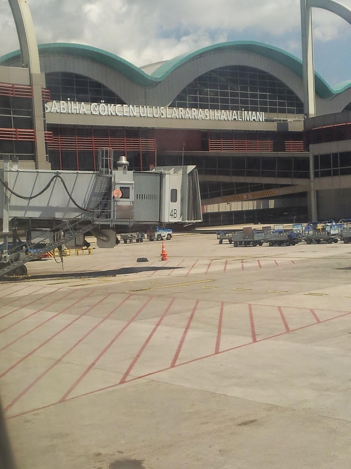 Istanbul aeroporto