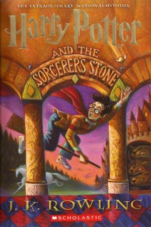 Harry Potter and the Philosopher's Stone on Goodreads