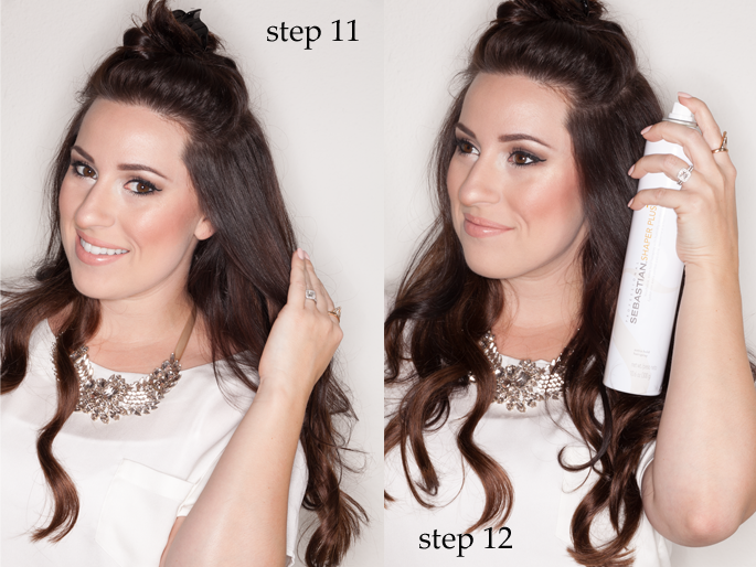 step by step guide to clip in remy hair extensions, king and kind blog