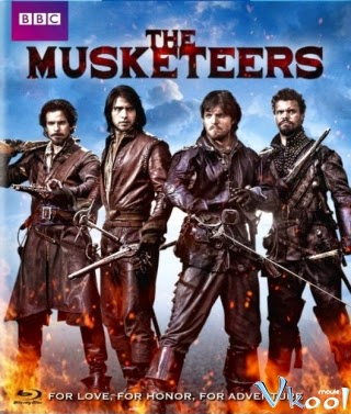 Ngự Lâm Quân Phần 2 - The Musketeers Season 2