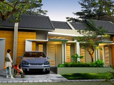 tampak depan rumah minimalis | desain rumah minimalis