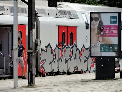 tache graffiti