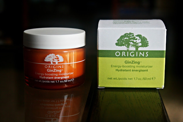 Origins GinZing Energy Boosting Moisturizer Review