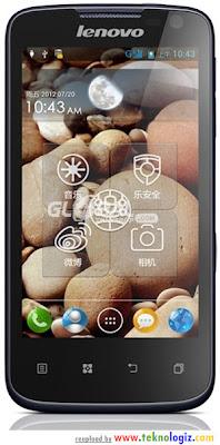 Lenovo S560 Ideaphone - www.teknologiz.com