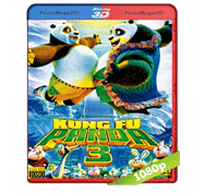 Kung Fu Panda 3 (2016) 3D SBS BRRip 1080p Audio Dual Latino/Ingles 5.1