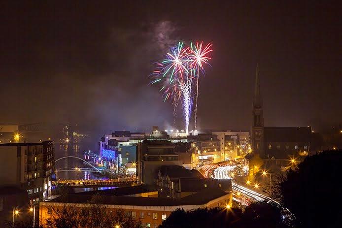 Drogheda Christmas Bonanza 2014