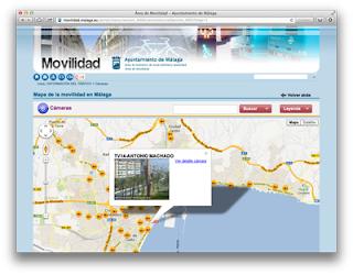 Web de Movilidad