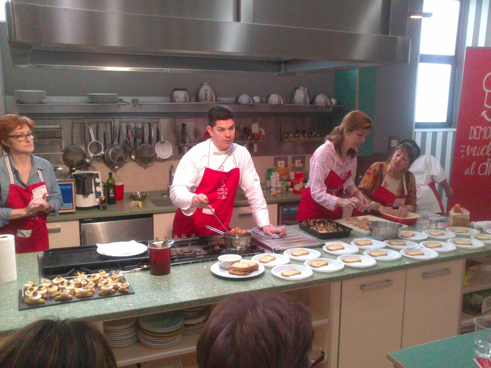 Curso gratuito de cocina de dia curso de tapas la - Cursos gratuitos de cocina ...