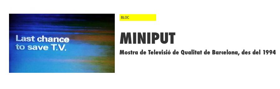 MINIPUT BLOC