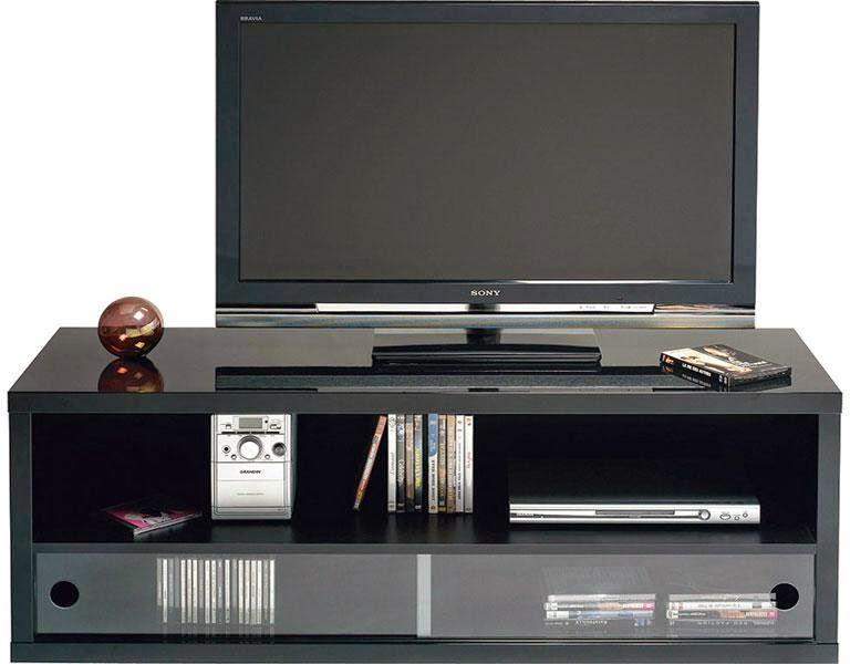 meuble tv conforama noir et blanc. Black Bedroom Furniture Sets. Home Design Ideas