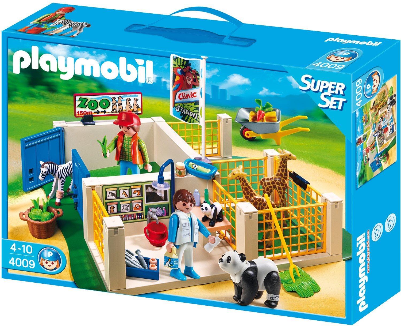 cuthberts toys playmobil 4009 super set animal care station. Black Bedroom Furniture Sets. Home Design Ideas