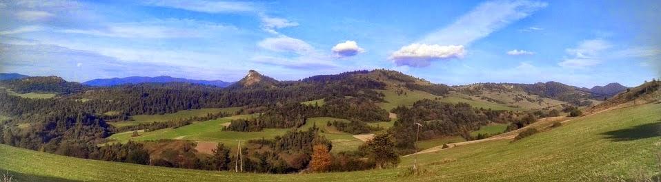 Panorama Pienin