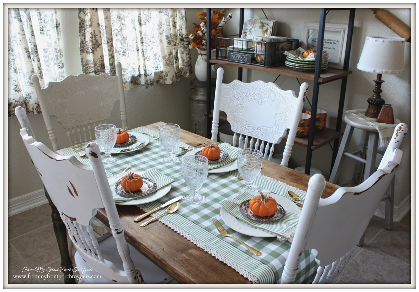 From My Front Porch To Yours: Farmhouse Style Kitchen Fall 2015 ...