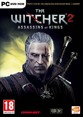 The Witcher 2 Assassins of Kings PC Enhanced Edition Cover