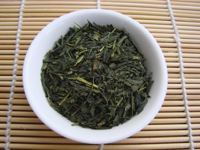 вкус зеленого чая после рис