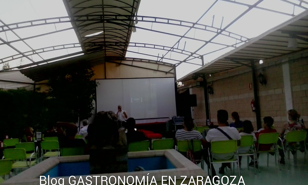 Gastronom a en zaragoza presentaci n 2 ciclo de cine for Cine las terrazas