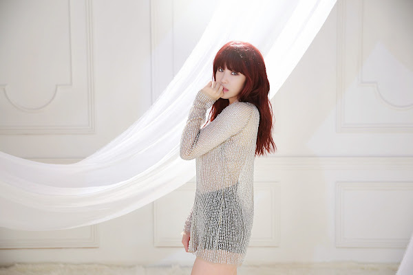 Hyosung I'm In Love Concept