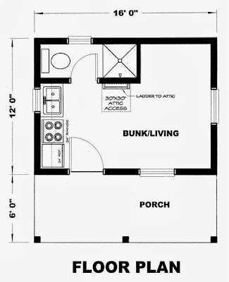 300 Sq Feet House Plans likewise Plan For 22 Feet By 42 Feet Plot  Plot Size 103 Square Yards  Plan Code 1328 as well Bathroomsbedroomsdepth Feet Width Feet together with How Much Space Would You Want In A Bigger Tiny House further Plan For 48 Feet By 100 Feet Plot  Plot Size 533 Square Yards  Plan Code 1444. on 400 square foot cabin