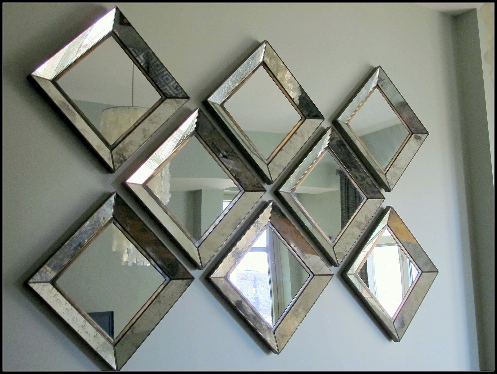 Different Shaped Mirrors lindsey meyl designs: dubois mirror