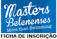 Ficha de Inscrição para MASTERS