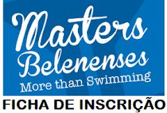 Ficha de Inscrição para MASTERS