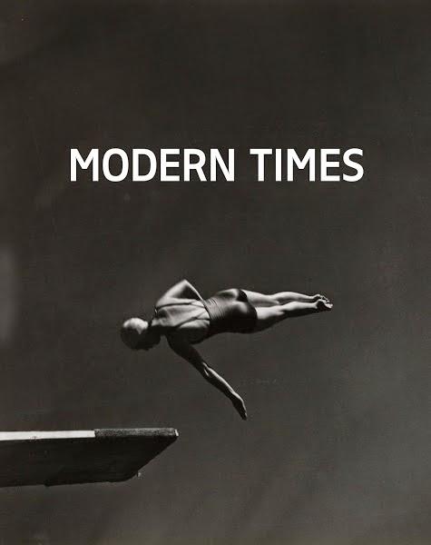 poster Modern Times, Rijksmuseum