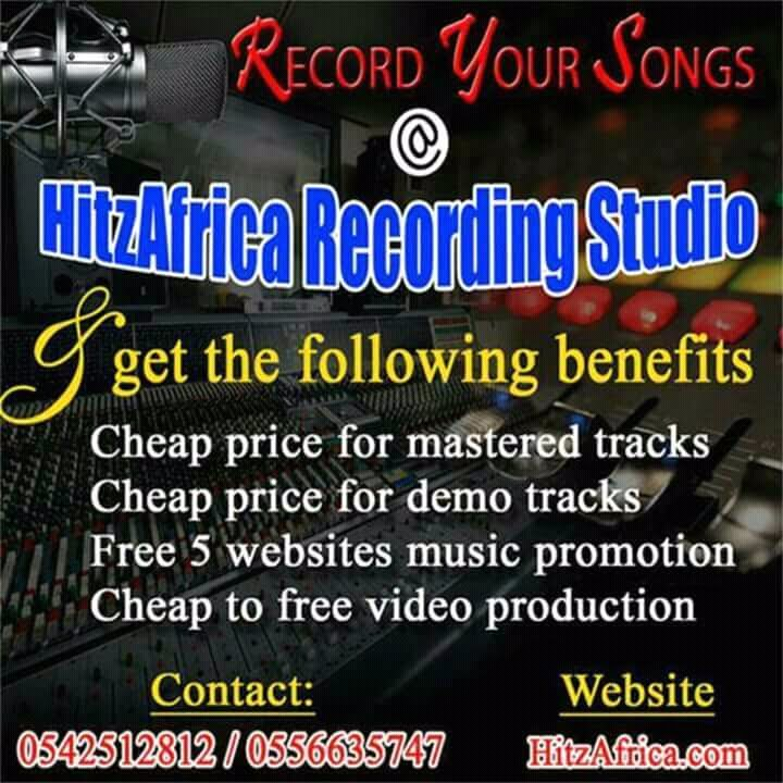 Record Your Songs now!!