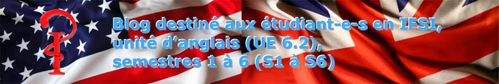 Blog : anglais IFSI