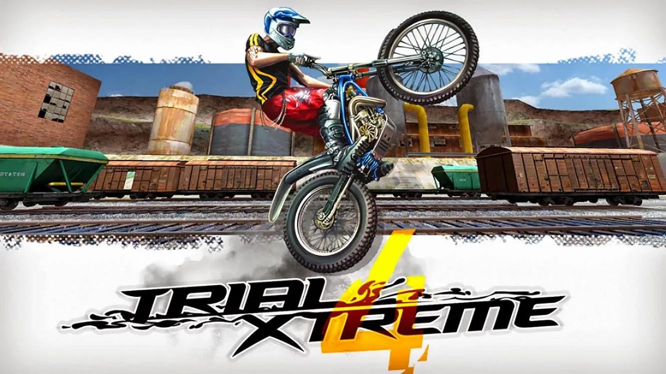 Trial Xtreme 4 v1.0 Mod