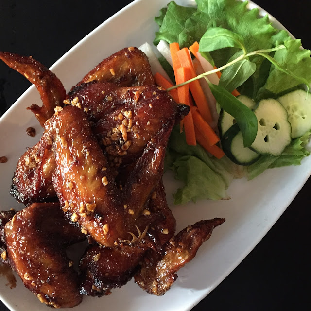 Ike's Vietnamese Fish Sauce Chicken Wings from the OG Pok Pok