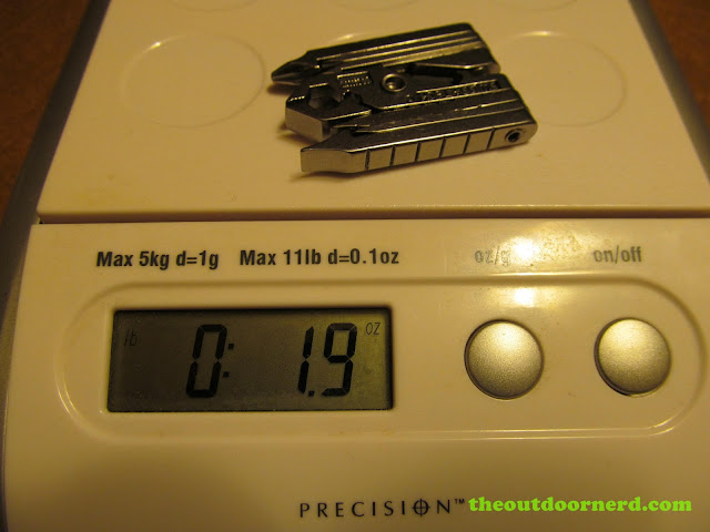 Swiss+Tech Micro Max 19-in-1 Keychain Multi-Tool