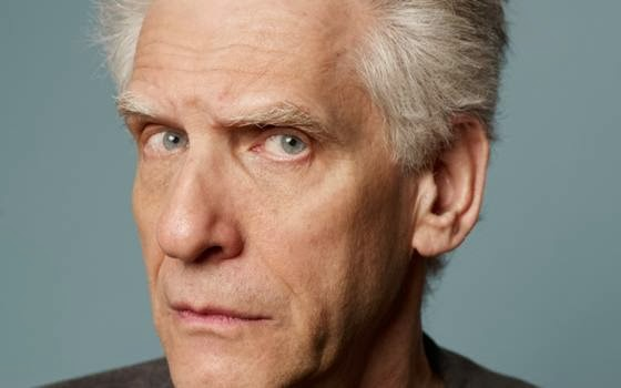 Icons: David Cronenberg