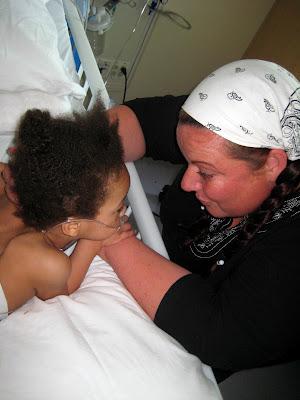 Nani's baby, one love journey 2012, jojo williams