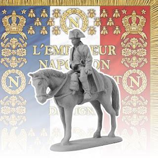 French Emperor Napoleon Bonaparte