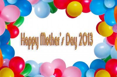 Chúc mừng ngày của mẹ 2013