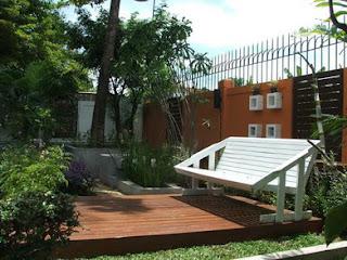 จัดสวน ตามหลัก ฮวงจุ้ย Garden Fengshui