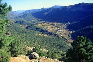 Sierra de Cazorla - Jaen