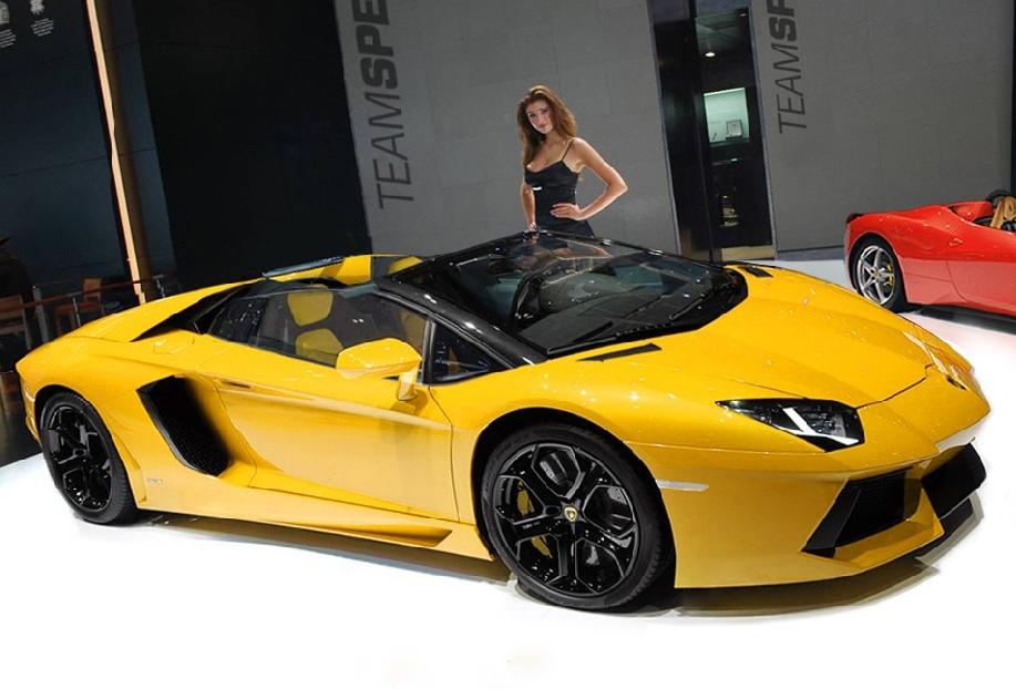 Lamborghini Como Se Hace Convertible El Lamborghini Aventador