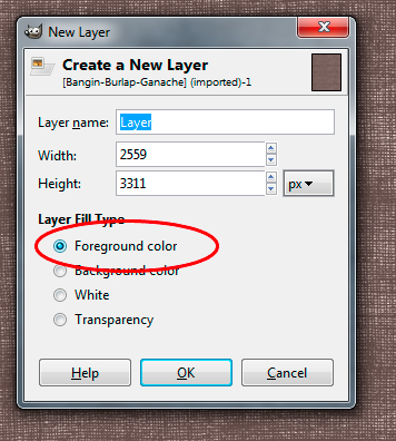 how to use foreground select in gimp 2