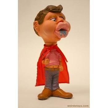 Super muñeco con Botox