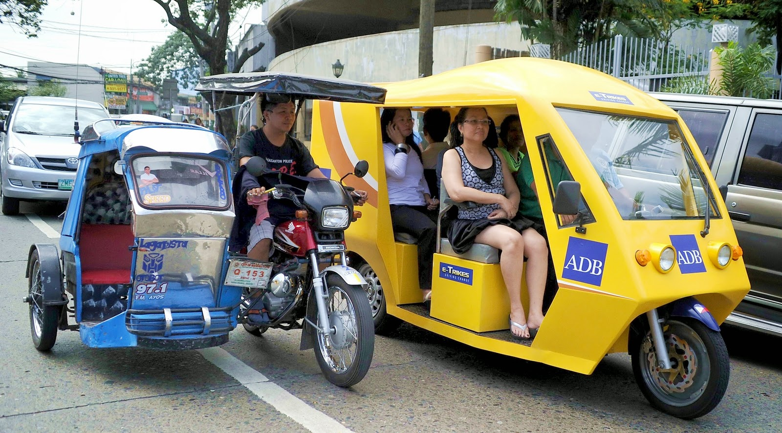 Public Transport Manila