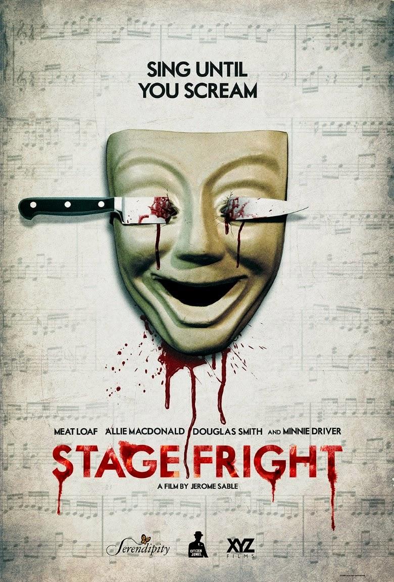 Sahne Korkusu – Stage Fright 2014 izle