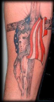 USA Tattoo