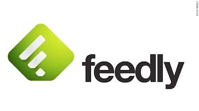 Feedly despontando como a melhor alternativa ao Google Reader