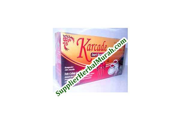 Teh Herbal Karcade (Rosela Merah) Ad Dawa
