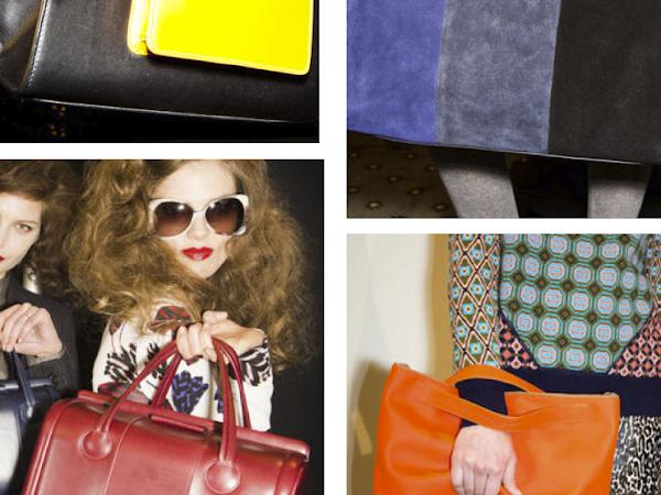 Trending: Fall 2013 Handbags